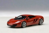 McLaren MP4-12C 2011 red metallic 1:43 AUTOart