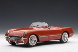 Chevrolet Corvette 1954 red 1:18 AUTOart