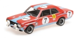 Opel Commodore A Steinmetz Joossens/ Marshall 24H Spa 1972 1:18 Minichamps