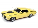 Mercury Cougar Eliminator 1970 yellow/black 1:18 Autoworld