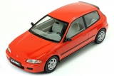 Honda Civic EG6 1992 red 1:18 Triple9 Collection