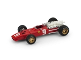 Ferrari 312 F1 #9 C.Amon 6th Dutch GP 1968 1:43 Brumm