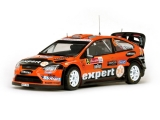 Ford Focus RS WRC08 #6 H.Solberg/I.Minor rally Mexico 2010 1:18 Sun Star