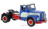 Scania 110 Super 1953 blue/white 1:43 Ixo Models