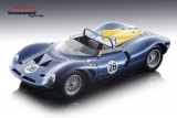 Bizzarrini P538 #28 CAN-AM Bridgehampton 1966 1:18 Tecnomodel