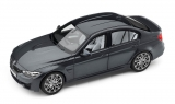 BMW M3 F80 Competition Paket 2016 grey 1:18 Norev