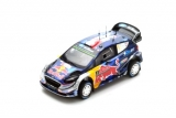 Ford Fiesta WRC #1 S. Ogier/J. Ingrassia Winner Rally Portugal 2017 1:43 Spark