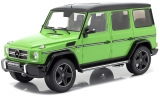 Mercedes-Benz G63 AMG 2017 alien green 1:18 iScale
