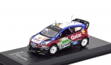 Ford Focus RS WRC #11 Neuville/Gilsoul Rally Italy 2013 1:43 Ixo Models