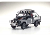 Land Rover Defender Famous Movie Car Edition (Lara Croft) 1:18 Kyosho