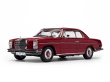 Mercedes-Benz Strich 8 Coupe 1973 red 1:18 Sun Star