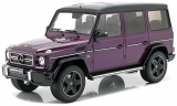 Mercedes-Benz G63 AMG 2017 galacticbeam lila 1:18 iScale