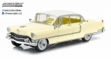 Cadillac Fleetwood Series 60 1955 yellow 1:18 Greenlight