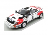 Toyota Celica GT4 ST 185 #8 Winner Safari Rally 1992 1:18 Top Marques