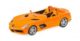 Mercedes-Benz SLR McLaren Stirling Moss 2009 orange 1:18 Minichamps