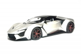 W-Motors Fenyr Supersport 2016 silver 1:18 Fronti-Art