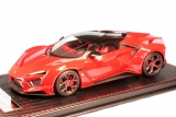 W-Motors Fenyr Supersport 2016 red 1:18 Fronti-Art
