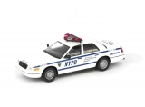 Ford Crown Victoria NYPD 1:43 Altaya