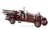 Ahrens Fox N-S-4 Baltimore Fire Dept. 1925 1:43 Lucky Diecast