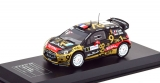 Citroen DS3 WRC #1 Loeb/Elena Rally France 2015 1:43 Ixo Models