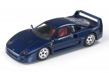Ferrari F40 1987 blue 1:18 Top Marques Collectibles
