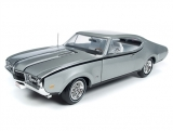 Olds Cultass Hurst Olds Class of 68 (50th Anniversary) 1968 silver 1:18 Auto World
