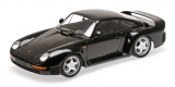 Porsche 959 1987 black 1:18 Minichamps