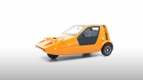 Bond Bug 700es orange 1:18 DNA Collectibles
