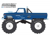 Ford F-250 Monster Truck with 48-Inch Tires *Kings of Crunch 3* 1974 1:43 Greenlight