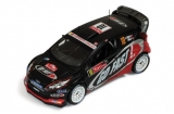 Ford Fiesta RS WRC #10 H. Solberg-I. Minor Rally Monte Carlo 2012 1:43 Ixo Models