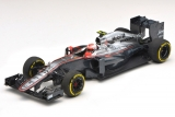 McLaren Honda MP4-30 #22 Jenson Button Early Season 2015 1:43 Ebbro