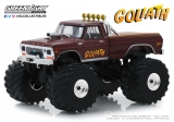 Ford F-250 Monster Truck with 66-Inch Tires *Kings of Crunch 2* 1975 1:43 Greenlight