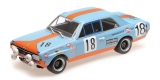 Opel Commodore A Steinmetz 24hrs SPA 1971 1:18 Minichamps