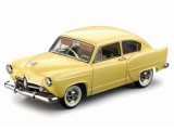 Kaiser Henry J 1951 yellow 1:18 Sun Star