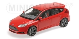 Ford Focus ST 2011 red 1:18 Minichamps