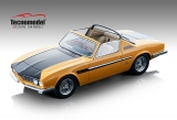 Ferrari 330 GTC Michelotti 1967 yellow/black 1:18 Tecnomodel