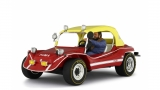 Puma Dune Buggy 1972 with Bud Spencer figure 1:18 Laudoracing Model