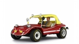 Puma Dune Buggy 1972 with Terence Hill figure 1:18 Laudoracing Model