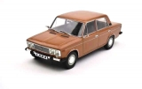 Lada 2106 1976 red/brown interior 1:18 Triple9 Collection