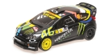 Ford Fiesta RS WRC Rossi/Cassina Winners Monza Rally Show 2012 1:18 Minichamps