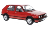 Volkswagen Golf II GTD 1984 red 1:18 MCG Modelcar Group