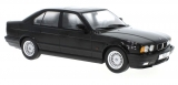 BMW 5er (E34) 1992 black 1:18 MCG Modelcar Group