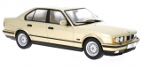 BMW 5er (E34) 1992 beige metallic 1:18 MCG Modelcar Group