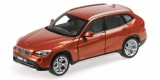 BMW X1 sDrive 28i orange 1:18 Kyosho