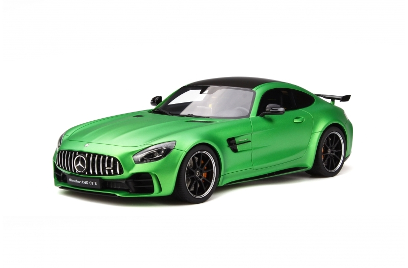 Mercedes-AMG GT R 2017 Magno green Hell 1:18 GT Spirit
