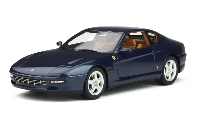 Ferrari 456 GT Swaters blue 1:18 GT Spirit