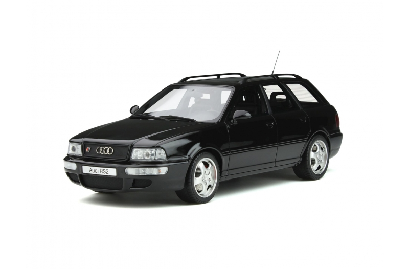 Audi RS2 1994 black 1:18 OttOmobile