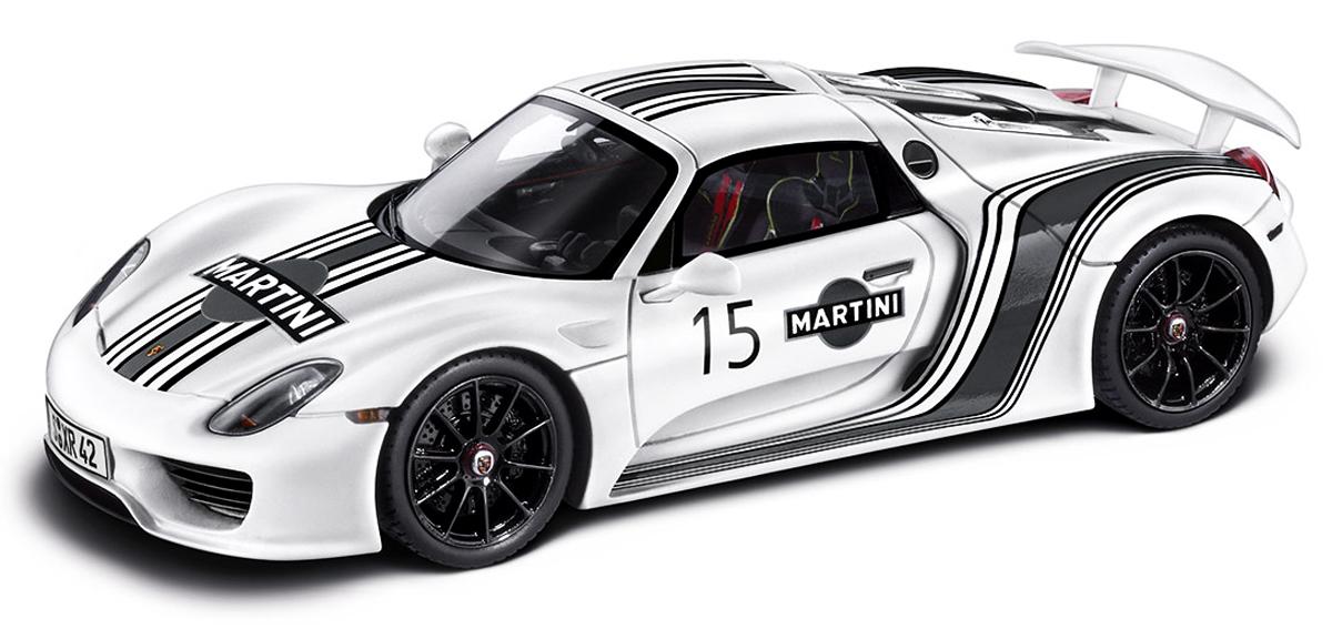 porsche 918 spyder prototype martini racing. Black Bedroom Furniture Sets. Home Design Ideas