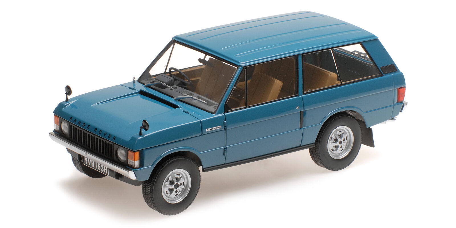 Range Rover 1970 blue 1:18 Almost Real