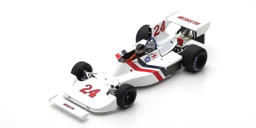 Hesketh 308 #24 James Hunt Winner Dutch GP 1975 1:18 Spark